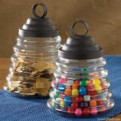 Beehive Jars