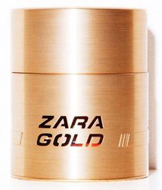 Zara Gold Perfume