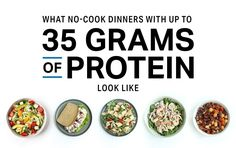What Healthy Salads With 30 Grams of Protein Look Like - Tasty Healthy Recipes - Salat Healthy Salads, Healthy Life, Healthy Eating, Healthy Recipes, Healthy Nutrition, Clean Eating, Holistic Nutrition, Protein Recipes, Proper Nutrition