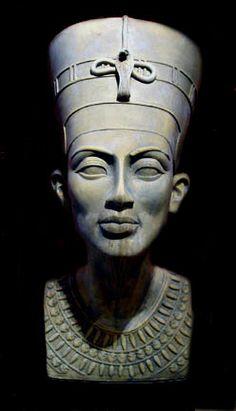 Nefertiti sculpture Maher Art Gallery: Ancient | Egypt