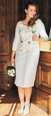 SMF Designs and Friends: Burda Style So elegant for a formal affair! Dress #120-Iris/Orchid/Copper Lurex Brocade