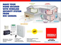 Wireless security system Trivandrum To know more please check www.controlsandschematics.in For enquiries please call 9847066638