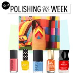 Check out the community's favorite new nail lacquers!   #nailpolish #polishingofftheweek #newnownails
