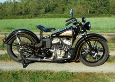1937 Indian Scout