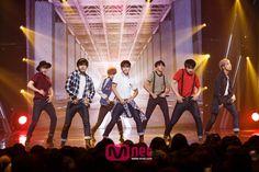 "[May 21 broadcast Bangtan Boys ""I NEED U"" M COUNTDOWN stage Photo]   news   Korean Entertainment information Mnet (M net)"