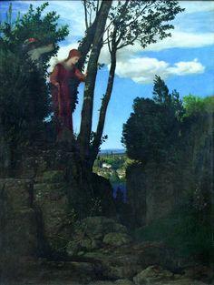 Arnold Böcklin - Hochzeitsreise - Arnold Böcklin - Wikimedia Commons