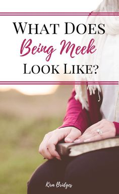 What does it mean when the Bible tells us to be meek? Learn the 5 keys to being meek so you can be content with who you are in Christ, and experience fresh joy in the Lord. A Christian guide to biblical meekness. Christian Living, Christian Faith, Christian Women, Message Bible, Pleasing People, Bible Study Group, Identity In Christ, Joy Of The Lord, Good Cheer
