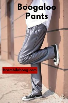 Funky Boogaloo Pants / Popping Dance Pants