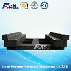 Find CNC machine base here from Fortune Machinery which is one of the leading CNC machine base manufacturers and suppliers in China. If you're interested in CNC machine base, welcome to check price with our factory. Surface Table, Cnc Parts, Cnc Machine, Granite, Base, China, Desktop Cnc, Granite Counters, Porcelain