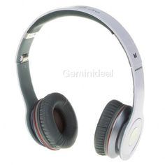 Monster Beats Solo by Dr. Dre On-Ear Headphones with Control Talk for iPhone 43G3GS - White