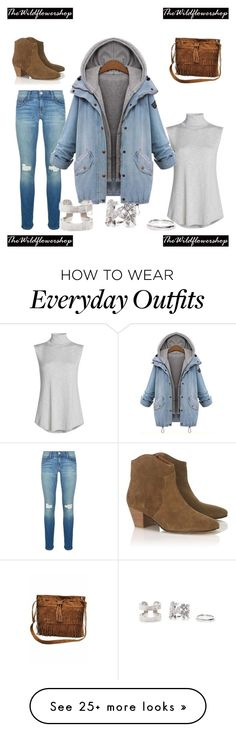 """Fall outfit"" by styleisall on Polyvore featuring NIC+ZOE, Rebecca Minkoff, Amaya and Isabel Marant"