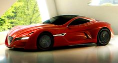 Future Car, Alfa Romeo C12 GTS Concept