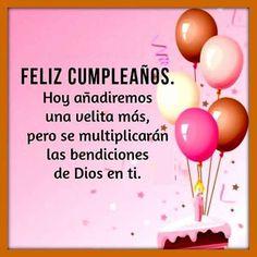 first birthday pictures Spanish Birthday Wishes, Birthday Wishes Messages, Happy Birthday Greetings, Birthday Cards, Happy Day, Christmas Lights, Birthdays, Quotes, Sistema Solar