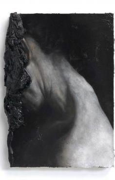 The moody, Renaissance inspired paintings of Nicola Samorì - Bleaq Dark Fantasy, Portraits, Face Off, Italian Artist, Horror Art, Figurative Art, Dark Art, Art Inspo, Painting & Drawing
