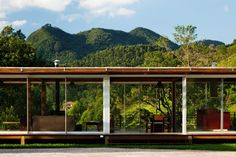 Residência em São Francisco Xavier / Arquiteto: Nitsche Arquitetos Associados