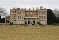 Prestwold Hall, Prestwold, Leicestershire, England (Lady Diana Skipwith)