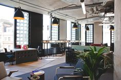 White Collar Factory Workspace for Hire in Old Street | TOG