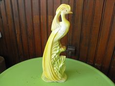 Vintage Stewart B McCulloch California Pottery Bird by peacenluv72, $32.50