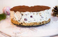 Low Carb Schnelle Spekulatius Quark Torte