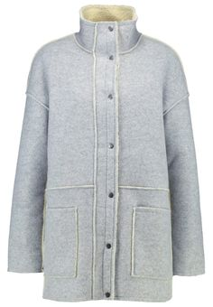 ICHI TEMOZ Halflange jas grey melange, 99.95,
