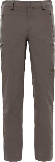 The North Face Outdoorhose »Exploration Pant Men Regular« für 80,00€. Modelljahr 2017, schnelltrocknend, angeschnittene Kapuze bei OTTO
