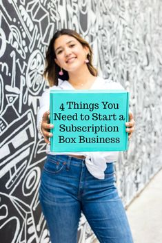 4 Things You Need to Start a Subscription Box Business. If you've ever thought about channeling your passions into a curated experience for other enthusiasts, check out the top 4 things you need to have in order to start your own subscription box. Start A Business From Home, Home Based Business, Starting A Business, Business Tips, Online Business, Finance Business, Business Articles, Business Website, Business Quotes