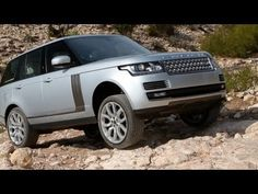 2013 Range Rover - OFFROAD [HD]
