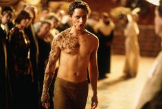 James McAvoy as Leto Atreides II, The God Emperor of Dune in Frank Herbert's The Children of Dune.
