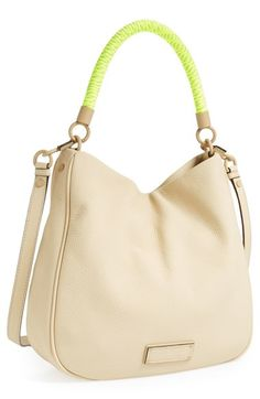 Marc by Marc Jacobs Too Hot to Handle Hobo http://bit.ly/1y1U7Ar