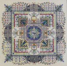 European Cross Stitch - Passione Ricamo