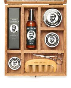 Alles wonach sich der anspruchsvolle Bart in der Weihnachtszeit sehnt. - Parfümerie Schnitzler