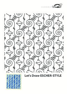 KROKOTAK PRINT printables for kids art worksheets