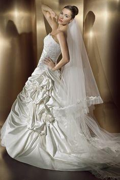 hottest graceful princess style wedding dresses