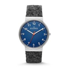Ancher Men's Felt Watch