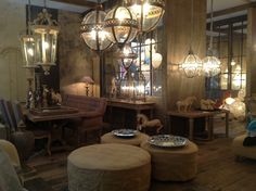 Ambiance Exhibitions, Table Settings, Chandelier, Classy, Ceiling Lights, Bath, Home Decor, Light Fixtures, Dinner Room