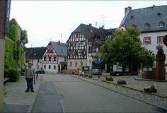 Deutsche Fachwerkstraβe (ruta de los entramados)