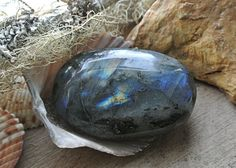 #Labradorite // Healing Crystals and Stones by #TheWhimsicalOffshoot