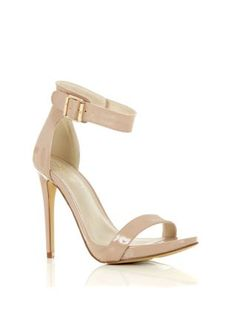 nude shoes new look - Google Search