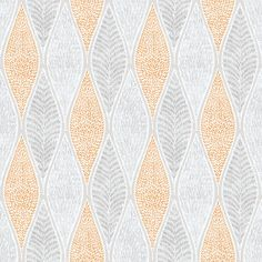 Safari Cream Debona Wallpapers Animal print design within a zig zag