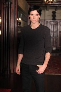 "The Vampire Diaries Photos for Season 3, Episode 12, ""The Ties That Bind"": The Guys Become Male Models"
