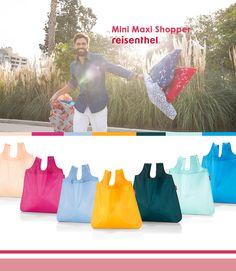 Aus unserem Reisenthel Sortiment, die tollen Mini Maxi Shopper, der perfekte Begleiter beim Einkaufen. http://www.about-tea.de/reisenthel-mini-maxi-shopper-DE