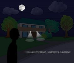 Can security lights change your behaviour? By LED Switchover http://blog.ledswitchover.com/can-security-lights-change-your-behaviour