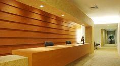 divisorias de escritorio madeira e brancas - Pesquisa Google