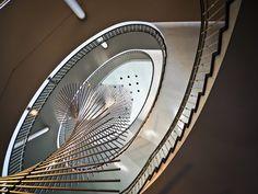 Design De Interiores, Dentro, Arquitetura, Interior