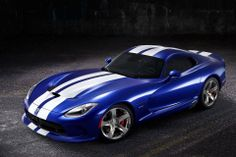 Dodge Viper    I had a model car just like this one... closest to owning one I'll ever get