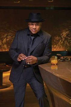 LL Cool J Is Ready for A Night on the Town in Paris
