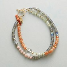 Shop Gemstone Bracelets at Sundance. You'll love the saturated hues and elegant designs in our gemstone bracelets. Gemstone Bracelets, Handmade Bracelets, Gemstone Jewelry, Jewelry Bracelets, Jewelery, Handmade Jewelry, Boho Jewelry, Beaded Jewelry, Fashion Jewelry