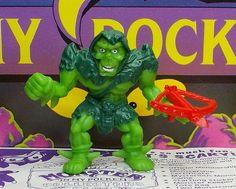 Monster in my Pocket - 3 Rotten Hood - Ninja Warriors Ninja Warrior, My Pocket, Warriors, Future, Games, Toys, Ebay, Activity Toys, Future Tense