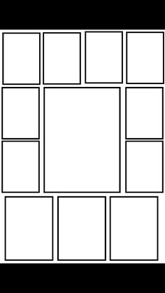 Rd Grade First Batch Of Comic Templates  Art And Common Core