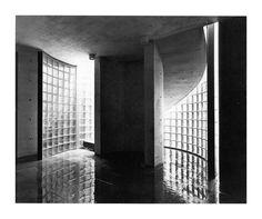 Glass block house : Ishihara house, Osaka (1977) | Tadao Ando
